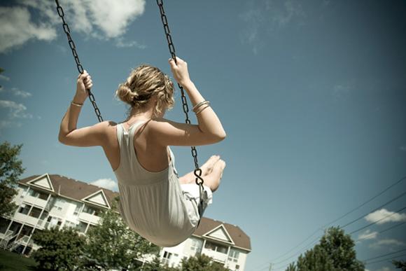 swing-away